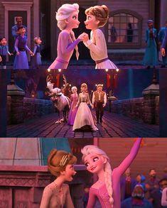 Elsa and Anna Frozen Disney, Disney Pixar, Princesa Disney Frozen, Disney Nerd, Disney Memes, Elsa Frozen, Cute Disney, Disney And Dreamworks, Walt Disney
