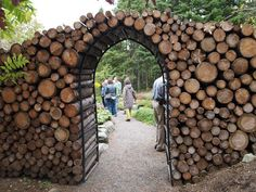 Great for woodpile