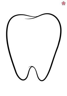 "Free ""Happy and Sad Tooth,"" Dental Health Printables For Preschool 