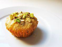 Pistachio Chia Seed Muffins - Haut Appétit