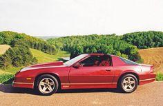 1987 Chevrolet IROC-