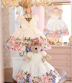 Baby Girl Dress Design, Baby Girl Dress Patterns, Kids Dress Wear, Girls Party Dress, Blush Flower Girl Dresses, Little Girl Dresses, 1st Birthday Girl Dress, Kids Lehenga Choli, Princes Dress