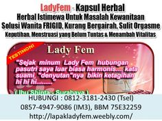 LADYFEM JAYAPURA, HUB 0812-3181-2430 (TSel), Agen Ladyfem Jayapura, Jual Ladyfem Jayapura - YouTube