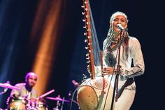 Sona Jobarteh - concert in Polish Theatre | Brave Festival 2015 Griot, phot. Mateusz Bral