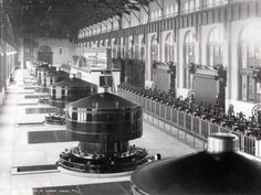A look inside Edison's power station in 19th century NYC
