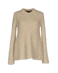 Theory - Natural Sweater - Lyst Beige Sweater 3f1d50f44