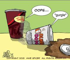 oh cannot for get our coffee Canada Eh, Tim Hortons, Dunkin Donuts, Coffee Time, Bullying, Canning, Drinks, Java, Drinking