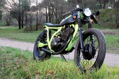 Cafe Racer Obsession: CREEPY