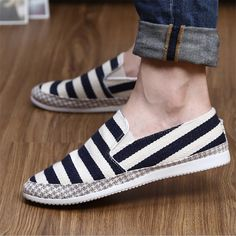 >> Click to Buy << 2017 Shoes men Summer Autumn Comfortable Casual Shoes Mens Canvas Shoes For Men Brand Fashion Flat Loafers Shoe #Affiliate