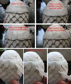 How to Sculpt a Dragon Egg