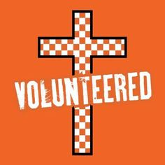 Christian sports parody t-shirt design for Tennessee fans!