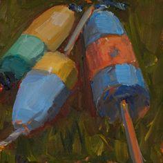 Kelley MacDonald's Daily Paintings
