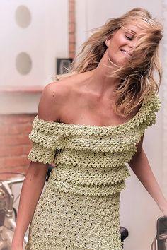 Vanessa Montoro - Ateliê - Crochet em Seda Pura | Comemore...