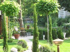 Gärten. Mein Garten