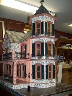 Gothic Victorian (a custom renovation - click for more pics)