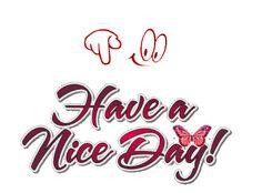 Einen schönen Tag noch!