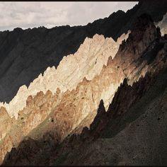 Ladakh Fire Mountains
