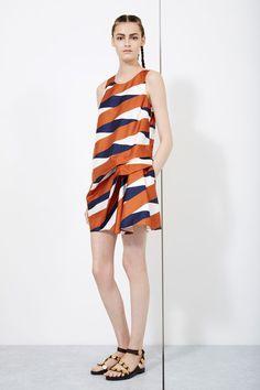 Z stripes Dress