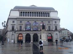 Opera, Madrid