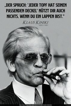 Klaus Kinski - Zitate - Klaus Kinski - Z. - Klaus Kinski – Zitate – Klaus Kinski – Z… Klaus Kinski – Zitate – Klaus Kinski – Zitate – Short Funny Quotes, Funny Inspirational Quotes, Funny Quotes About Life, Sarcastic Quotes, Wedding Quotes, Wedding Humor, Sarcasm Humor, Memes Humor, Funny Humor