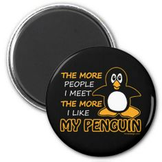 Books Gifts - T-Shirts, Art, Posters & Other Gift Ideas Funny Magnets, Round Magnets, Paper Cover, Book Gifts, Coupon Codes, Like Me, Penguins, Personalized Gifts, Coding