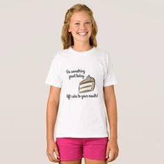 Be Cake Great T-Shirt - tap, personalize, buy right now!