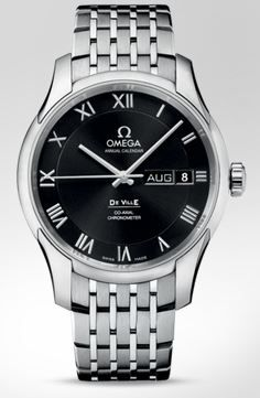 #Omega De Ville Annual Calendar available at #lenoxjewelers