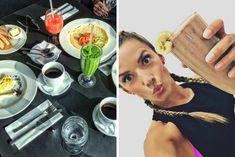 Weekendowy jadłospis Ewy Chodakowskiej Health Diet, Food And Drink, Menu, Healthy, Ethnic Recipes, Yoga, Menu Board Design, Health