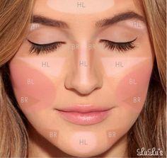 Tuurlijk vind je online genoeg tutorials om je gezicht te shapen. Maar, ze zien eruit alsof je er uren tijd en kilo's make up voor nodig hebt. Deze tutorial maakt contouring easy en geeft een paar essentiële stappen om ook een shaping-effect te krijgen.