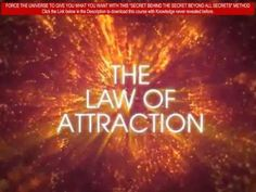 Law Of Manifestation Abundance - How To Attract Anything You Want In Life
