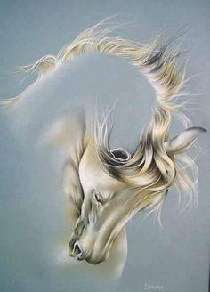 2017/03/16 Horse - Fabien Petillion, Artiste