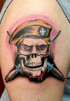 Mercenaries never die....