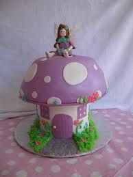Image result for purple fairy cake