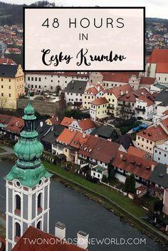 48 Hours in Český Krumlov - Two Nomads One World