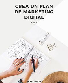 Un plan de marketing digital es un documento donde se encuentra toda la información necesaria para llegar a una meta establecida, esa información debe estar de manera resumida e incluir un análisis sobre la situación digital y los objetivos de marketing