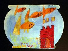 Kindergarten Art - Oshkosh Area School District - Pamela O'Loughlin