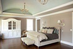 Master Bedroom - Elmhurst, Illinois - Michelle's Interiors