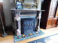 Italian Marble, Old House Dreams, Queen Anne, B & B, Victorian Fashion, Fireplaces, Light Fixtures, Hand Carved, Restoration