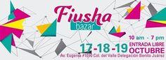 No te lo pierdas! Este finde @en_ladelvalle @dogiftmx estará en Fiusha Bazar
