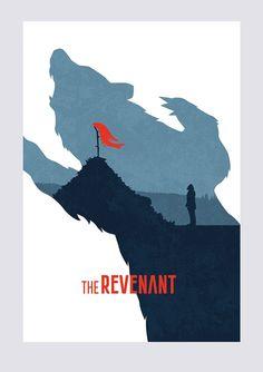 El cartel de la película mínima Revenant