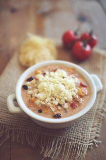 Creamy Chicken Enchilada Soup | Cabot Creamery