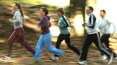 Fünf Tipps für das Lauftraining
