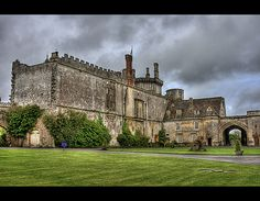 Thornbury Castle is the only Tudor Castle in England to be opened as a hotel. It is situated in Thornbury, South Gloucestershire. I love History