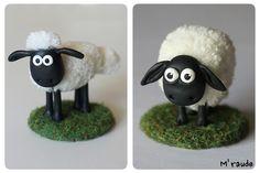 Figurine Shaun the sheep