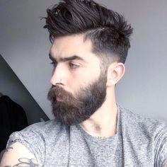 #ChrisJohnMilington - hair and beard on point