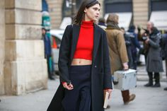 Day by day, from Paris, all the best of fashion trends spotted between one show and another one of