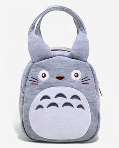 Kawaii Totoro lunch bag - Bento&co