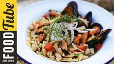 Seafood Pasta with Cannellini Beans   Gennaro Contaldo