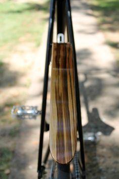Wooden fender
