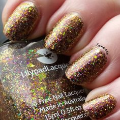 Lilypad Lacquer : Sweet Rewards Collection - Glory